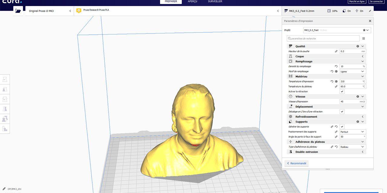 SOS : qui peut me guider pour mes 1ères impressions 3D ?