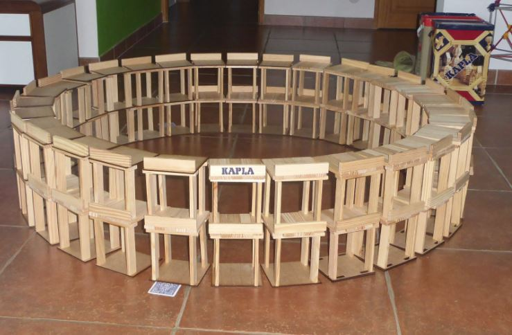 Nous reconstruisons les arènes de Nîmes !