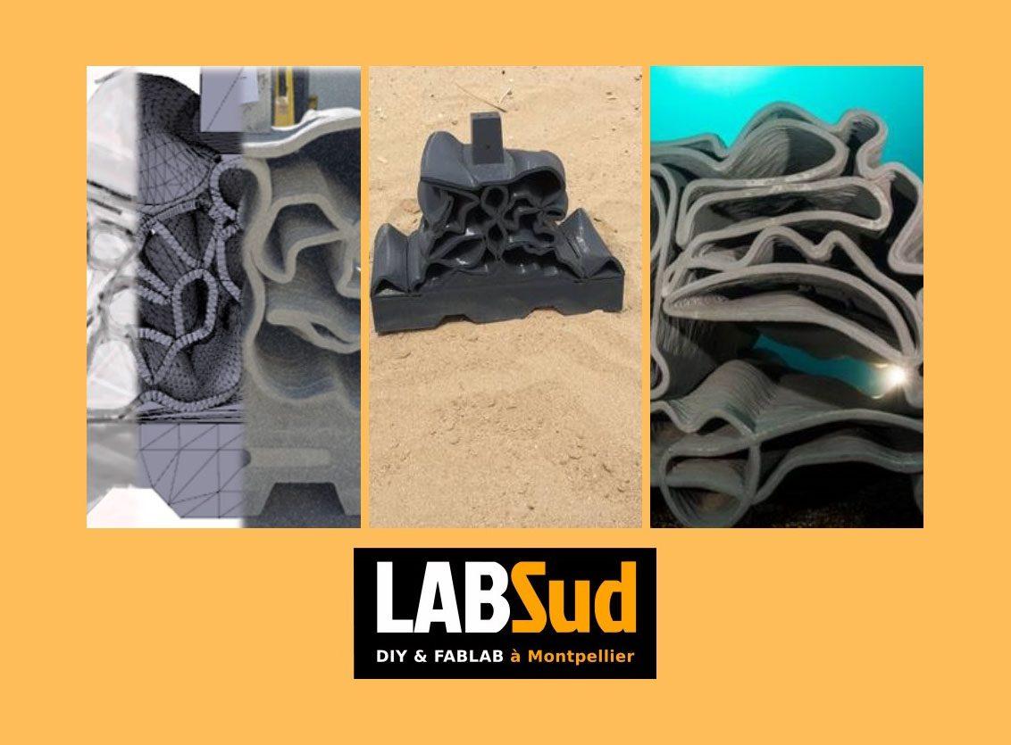 Des impressions 3D pour la sauvegarde sous-marine