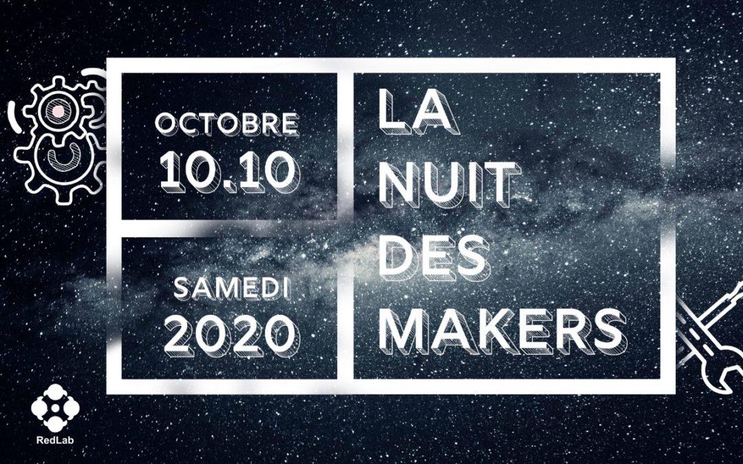 Nuit des makers & 8è anniversaire de LABSud !
